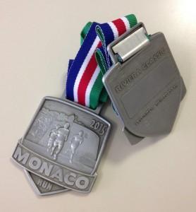 1 - Médailles Riviera Classic